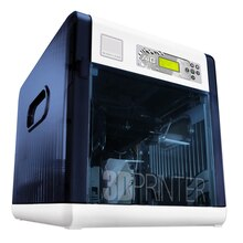 XYZprinting da Vinci 1.0 AiO 3D Printer, Side