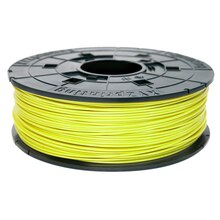 XYZprinting ABS Filament, Neon Yellow