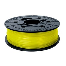 XYZprinting Da Vinci Jr. PLA Filament, Clear Yellow