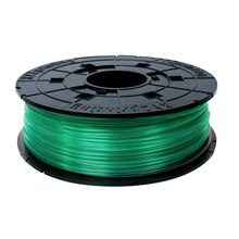 XYZprinting Da Vinci Jr. PLA Filament, Clear Green
