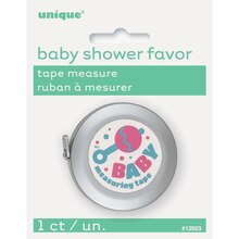 Baby Shower Baby Bump Tape Measure, Package