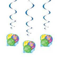 Hanging Twinkle Balloons Decorations