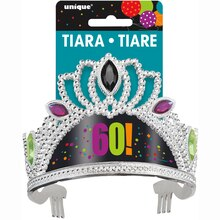 Birthday Cheer 60th Birthday Tiara