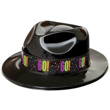 Birthday Cheer 60th Birthday Gangster Hat