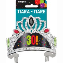 Birthday Cheer 30th Birthday Tiara