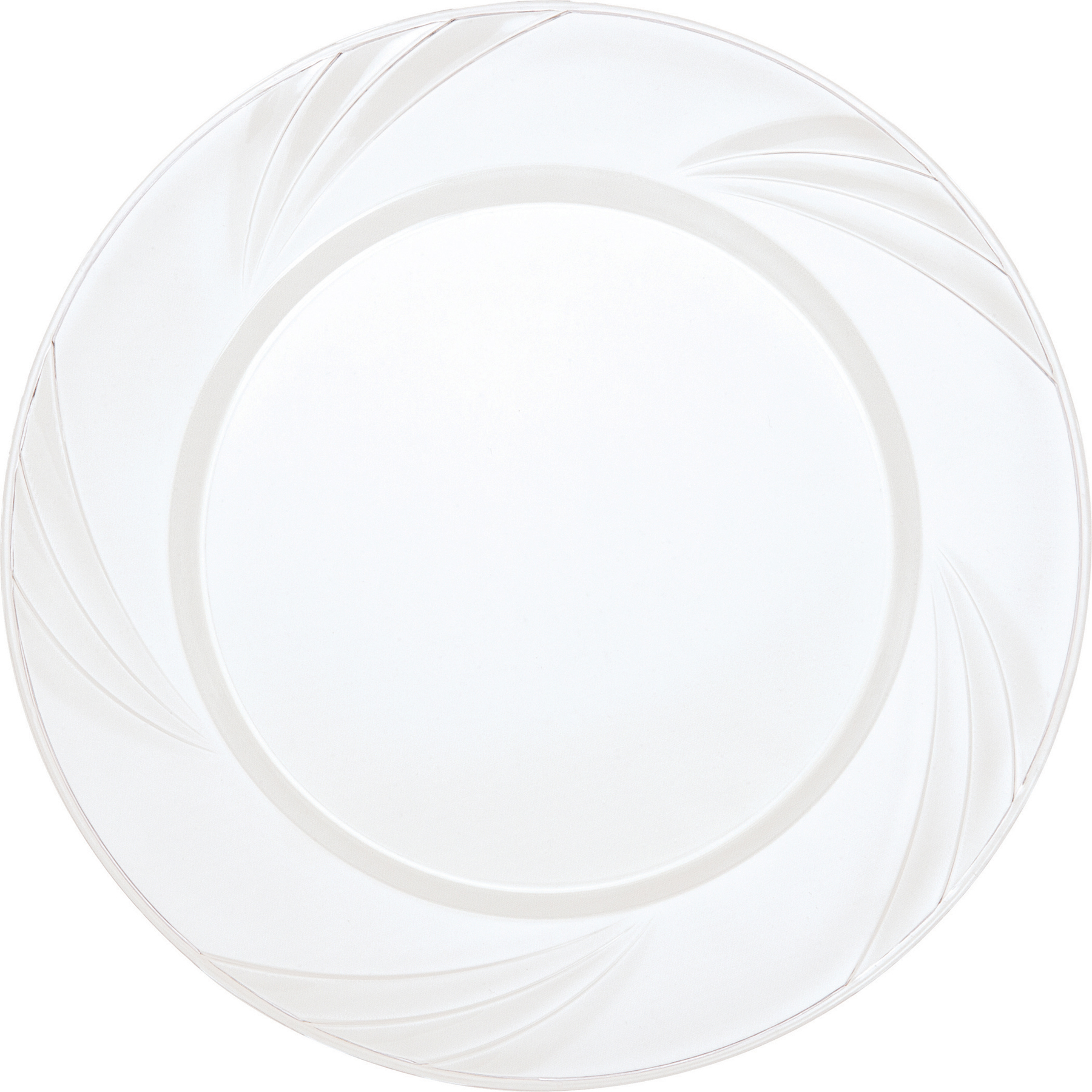 7 Etched Clear Plastic Plates 10ct · Bulk Disposable Dinnerware Discount ...  sc 1 st  Best Image Engine & Mesmerizing Discount Clear Plastic Plates Images - Best Image Engine ...