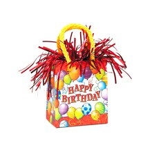 Birthday Balloons Gift Bag Balloon Weight
