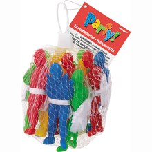 Multicolor Paratroopers, 12ct