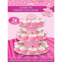 Pink Cupcake Stand, Package