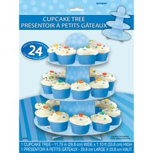 Blue Cupcake Stand, Package