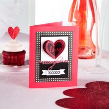 XOXO Love Valentine's Day Card, medium