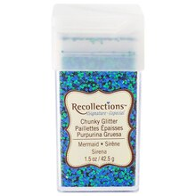 Mermaid Chunky Glitter by Recollections Signature