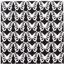 Butterfly Die Cut Glitter Paper by Recollections