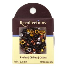 Metallic Eyelets Variety Pack by Recollections
