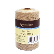Natural Jute Spool by Recollections