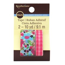 Epic Brights Print Washi Tape by Recollections