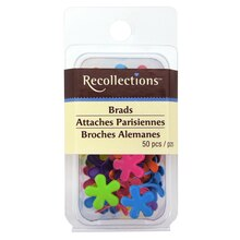 Flower Brite Brads by Recollections