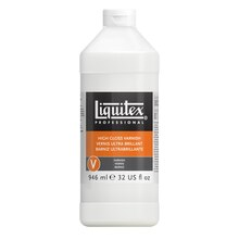 Liquitex® High Gloss Varnish, medium