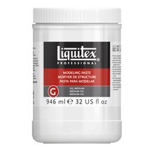 Liquitex Modeling Paste, 32 oz.