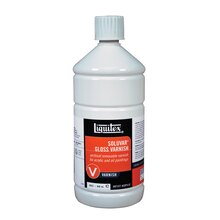 Liquitex Soluvar Gloss Varnish, 32. oz.