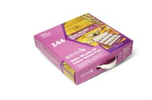 Reeves Water Mixable Oil Color School Pack, 10ml Tubes