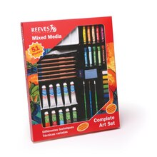 Reeves Mixed Media Complete Art Set