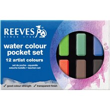 Reeves Watercolor Pocket Set
