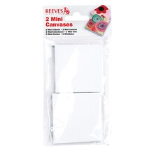 Reeves Mini Canvases, 2 Pack