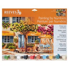Reeves Large Paint by Numbers, Al Fresco