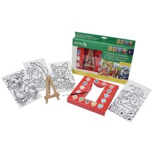 Reeves Paint by Numbers Mini Gift Set
