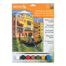 Reeves Medium Paint by Numbers, Venice