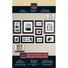 Studio Decor Wall Hanging Template