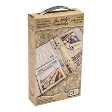 Tim Holtz Idea-ology Life Chronicles Book Kit