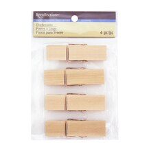 Large Wide Clothespin Embellishments by Recollections
