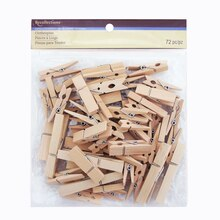 Clothespin Embellishments Value Pack by Recollections