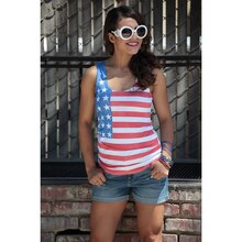 Prideful Patriot Tank Top, medium