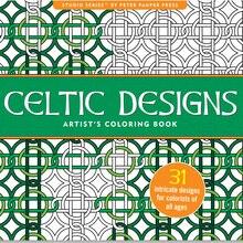 Celtic Designs Adult Coloring Book