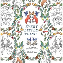 Every Little Thing: A Flat Vernacular Coloring Book
