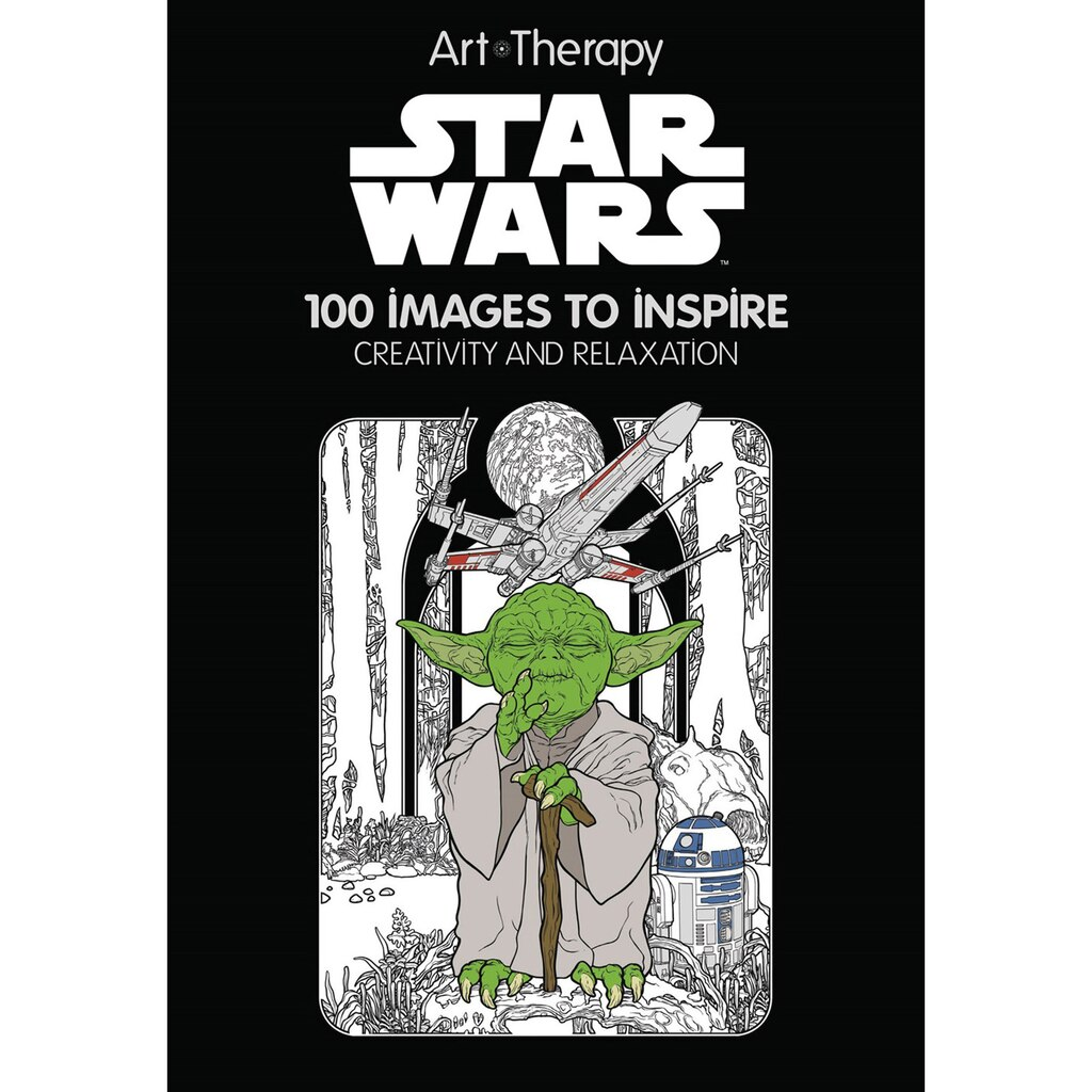 star wars coloring book - Star Wars Coloring Books