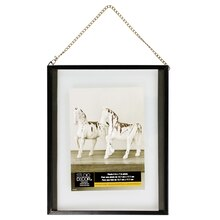 "Float Frame with Chain by Studio Decor Viewpoint Heritage Home, 5"" x 7"""