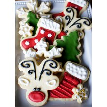 Christmas Sugar Cookies, medium