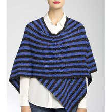 Isaac Mizrahi® CRAFT™ University Crochet Wrap, medium