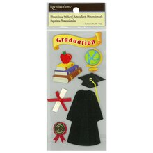 Dimensional Graduation Stickers by Recollections