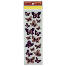 Butterfly Hologram Stickers by Recollections