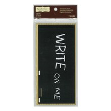 Signature Chalkboard Dimensional Sticker by Recollections
