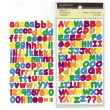 Handwriting Primary Alphabet Stickers by Recollections