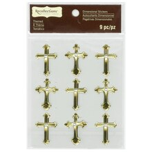 Cross Dimensional Stickers by Recollections Signature
