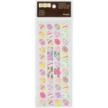 Easter Egg Puffy Stickers by Recollections Signature