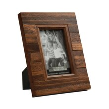 "Espressso Salvage Chic Frame by Studio Decor Expressions, 4"" x 6"""