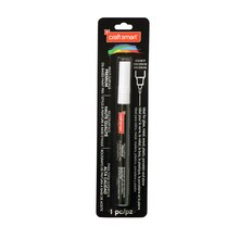 Extra Fine Tip Multi-Surface Premium Paint Pen by Craft Smart, White